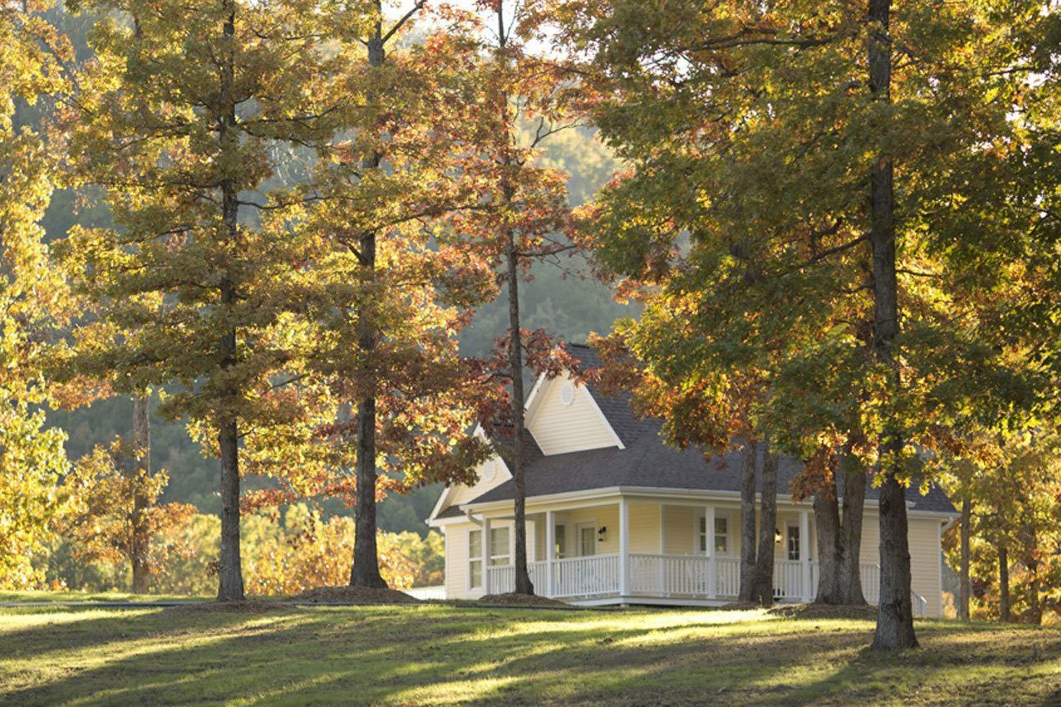 Stonehill Cottages Cabin Cottages Rentals In Mena Arkansas